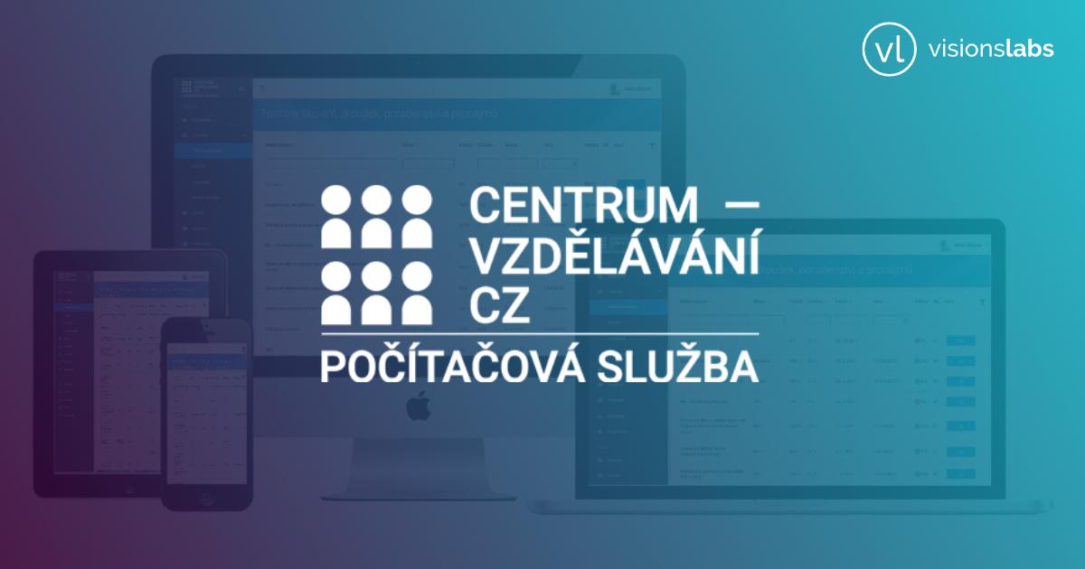 CENTRUM-VZDĚLÁVÁNÍ.CZ - Informační systém