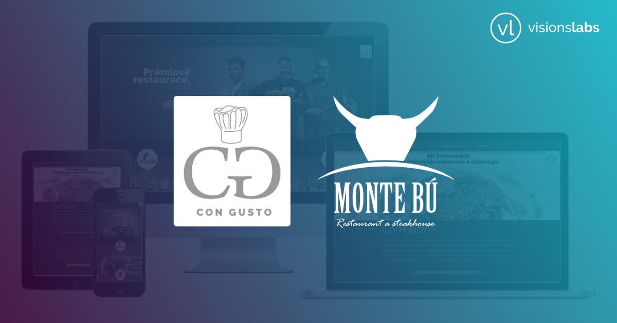 Con Gusto - Monte Bú, Pivnice u Čápa, Ristorante Piazza, Con Gusto Catering