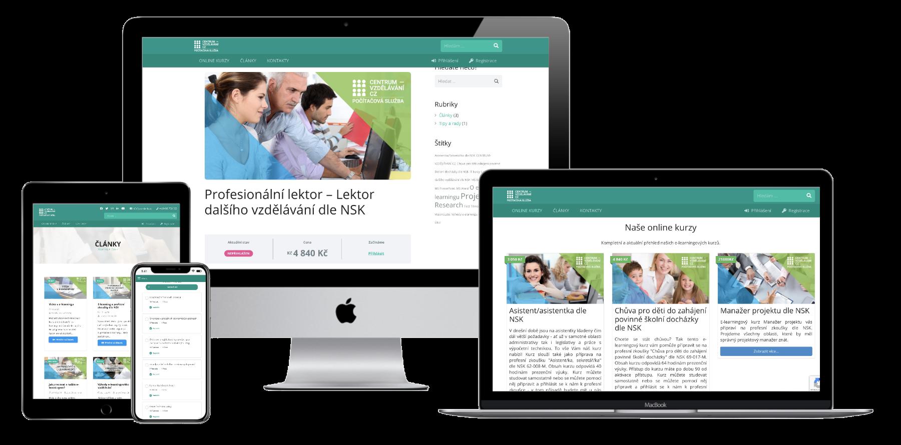 E-learning - centrum-vzdělávání.cz