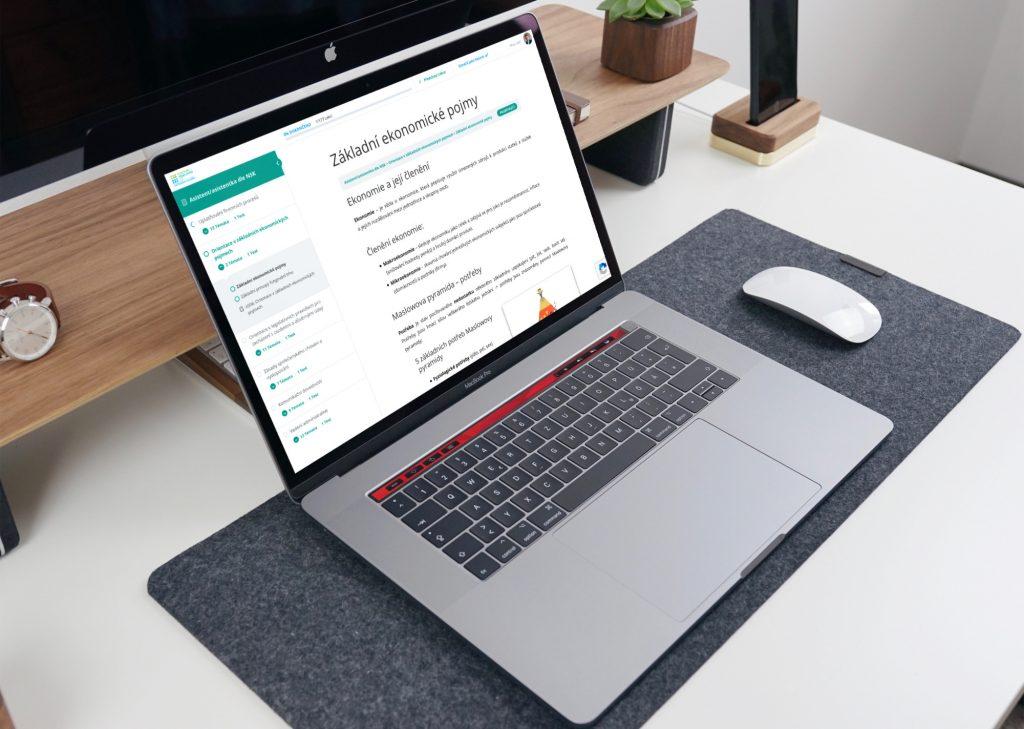 CV - e-learning - preview