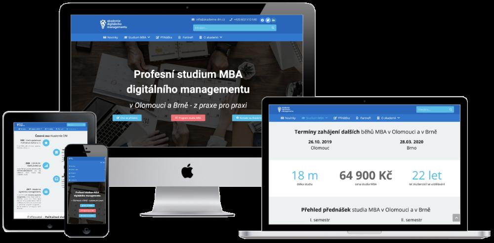 akademie digitálního managementu