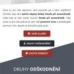 autocrash info - brno
