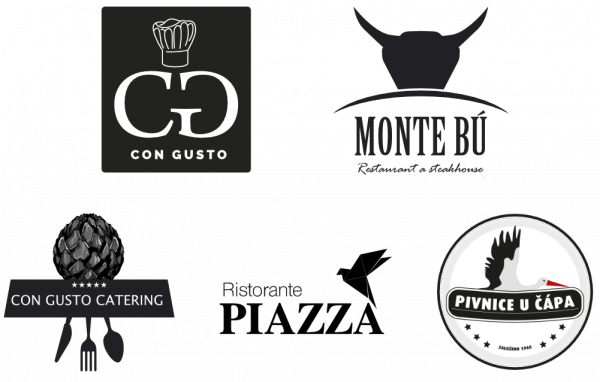 con gusto restaurace | monte bu brno | con gusto catering | restautace piazza | pivnice u čápa