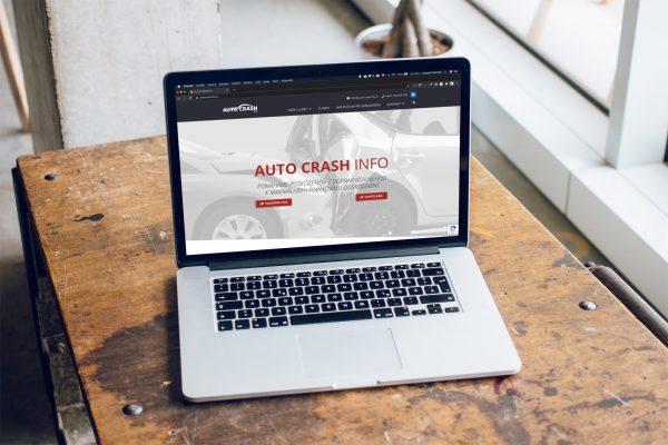 AutoCrash Info - Brno - Nehody - Web