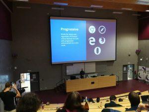 DevFest - progressive web apps 2017