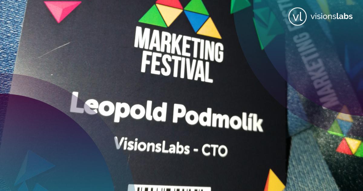 Dojmy z Pražského Marketing festivalu 2017