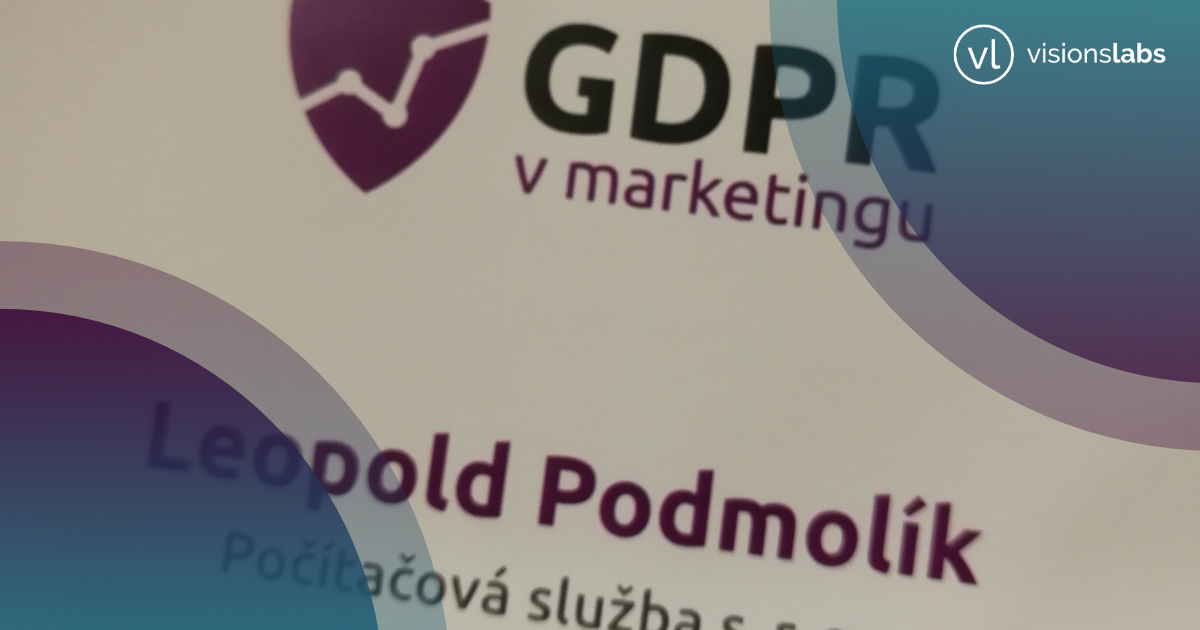 Konference GDPR v marketingu