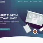 Visionslabs nový web | webové stránky | design | brno