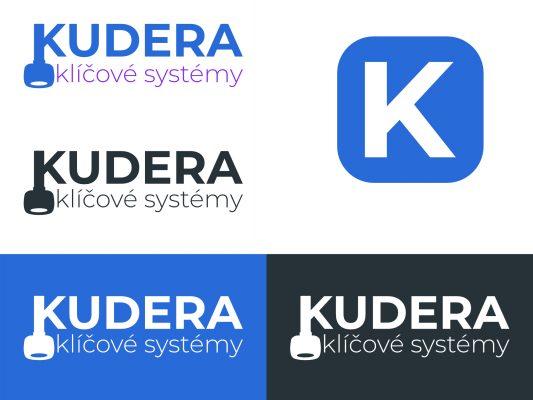 Klíčové systémy Kudera Brno - loga