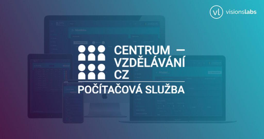 CENTRUM-VZDĚLÁVÁNÍ.CZ - Počítačová služba s.r.o. - informační system - webová aplikace