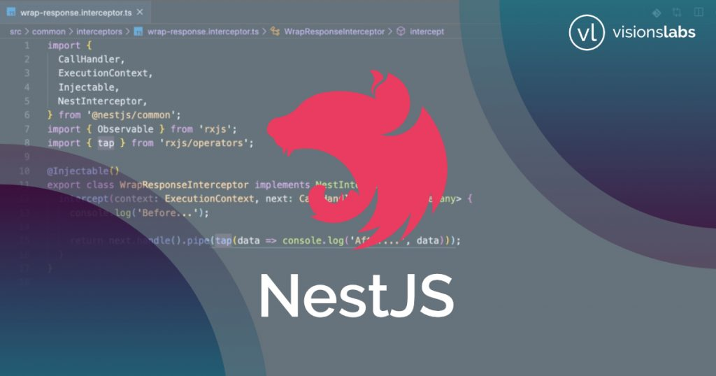 NestJS - backend framework pro webové aplikace