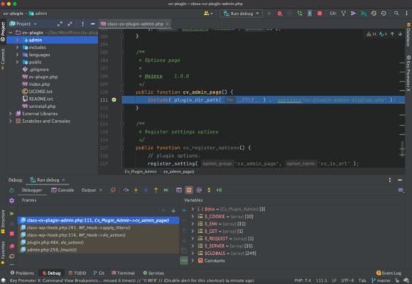 PHPStorm - xdebug - done